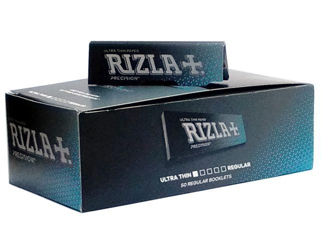 Χαρτάκια RIZLA PRECISION 50 ULTRA THIN (Κουτί των 50)