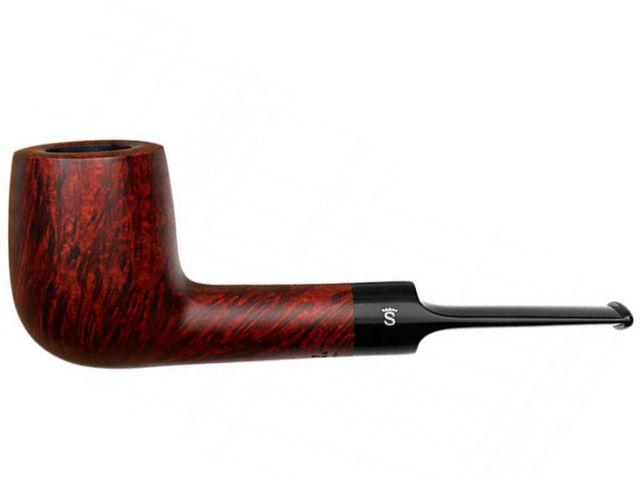 10552 - Stanwell Silkebrun 13 Brown πίπα καπνού ίσια 9mm