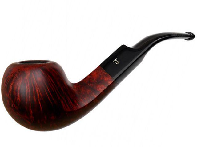 Stanwell Silkebrun 15 Brown πίπα καπνού κυρτή 9mm