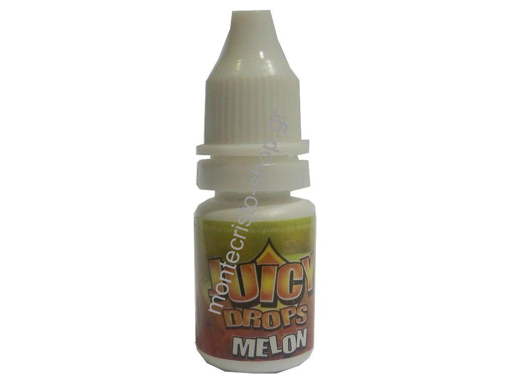 1226 - Αρωματικές σταγόνες για καπνό JUICY DROPS MELON Πεπόνι 5ml