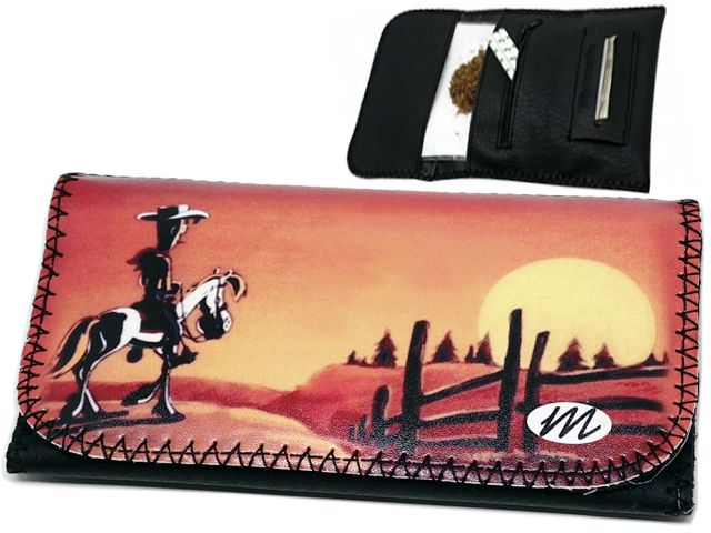 MONTE 0150 LUCKY LUKE RED SUNSET ROXY ΚΑΠΝΟΘΗΚΗ