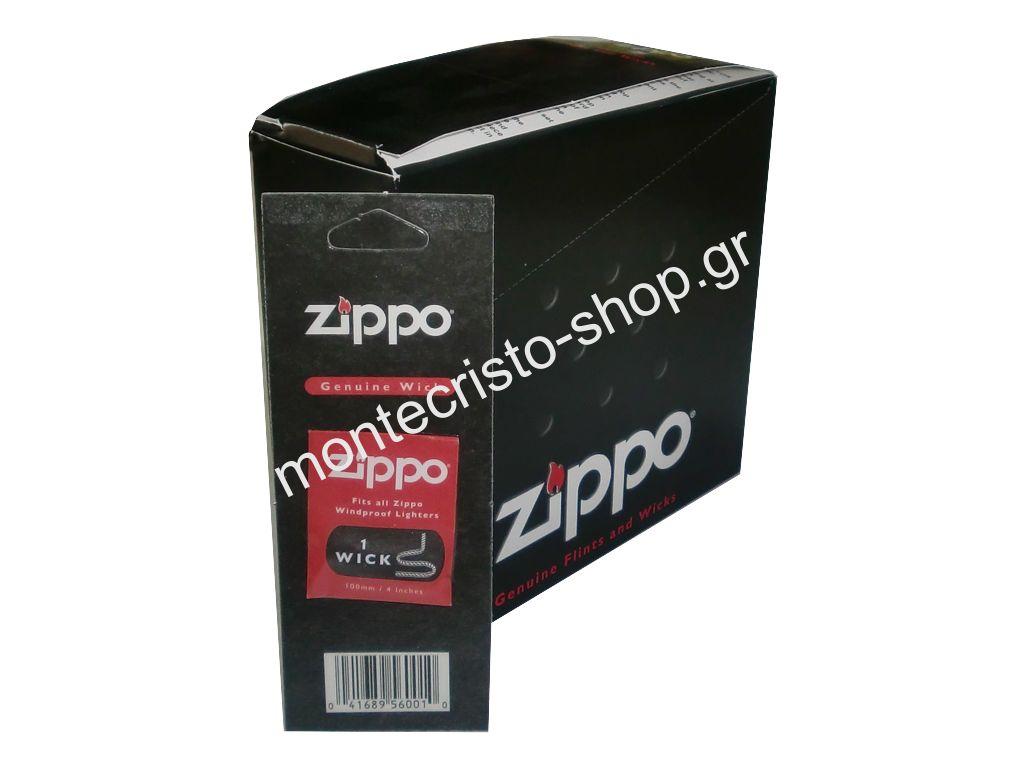 1447 - Σετ με 24 καρτέλες zippo φiτίλι