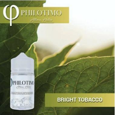 PHILOTIMO BRIGHT TOBACCO 30/75ml (ΚΑΠΝΙΚΟ)