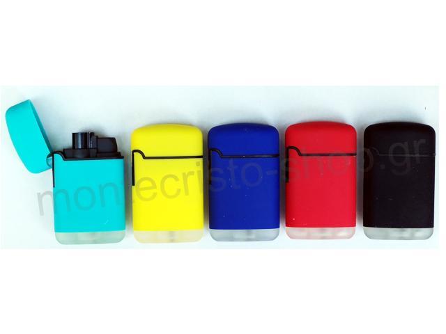 Αναπτήρας φλόγιστρο Easy Torch αδιάβροχος σε διάφορα χρώματα