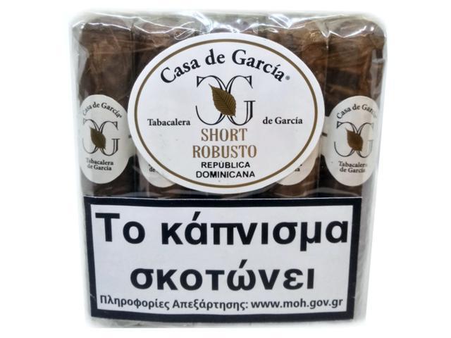 10819 - Casa de Garcia Short Robusto 10 πούρα