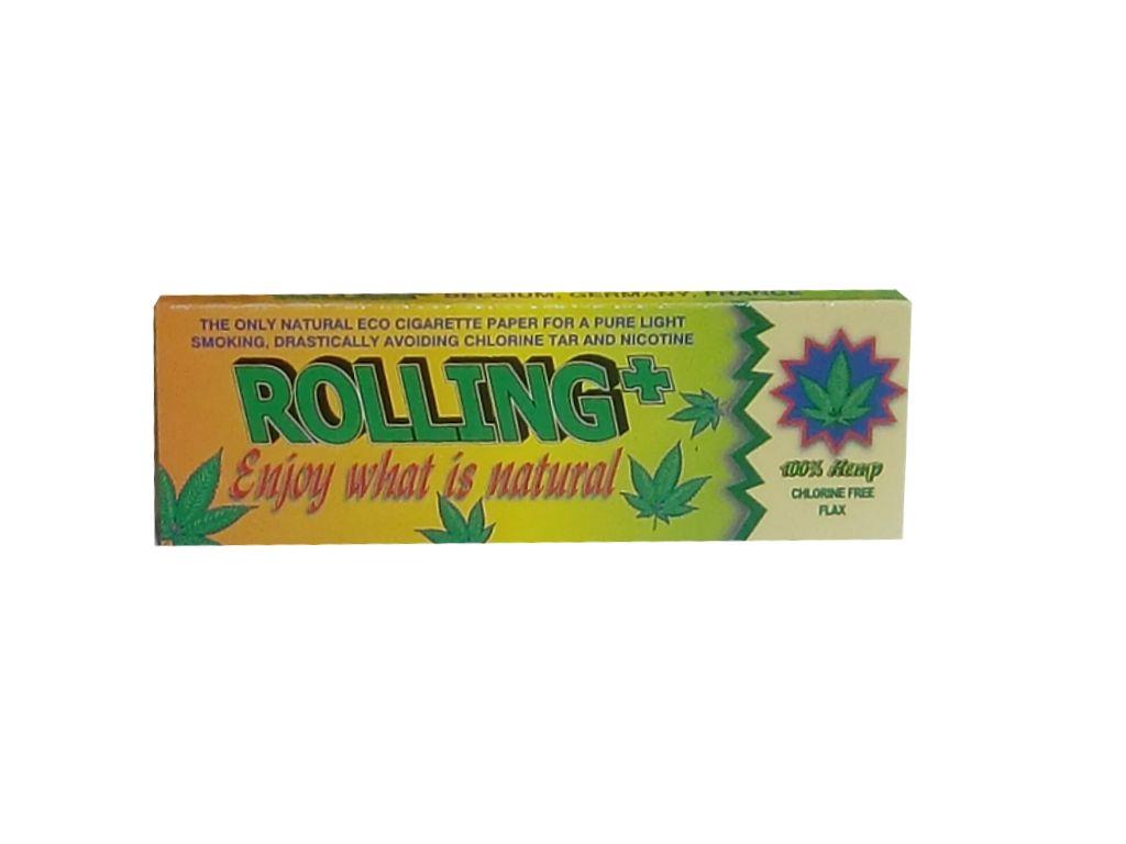 1599 - Χαρτάκια Rolling Κίτρινα