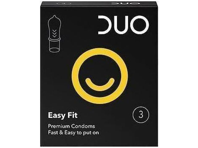 10876 - DUO EASY FIT ΜΕ ΦΑΡΔΙΑ ΚΕΦΑΛΗ (3 ΠΡΟΦΥΛΑΚΤΙΚΑ)