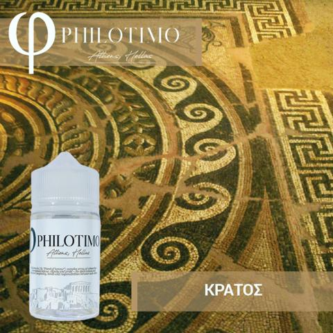 10877 - PHILOTIMO ΚΡΑΤΟΣ 30/75ml (ΚΑΠΝΙΚΟ ΜΕ ΕΣΠΕΡΙΔΟΕΙΔΗ)