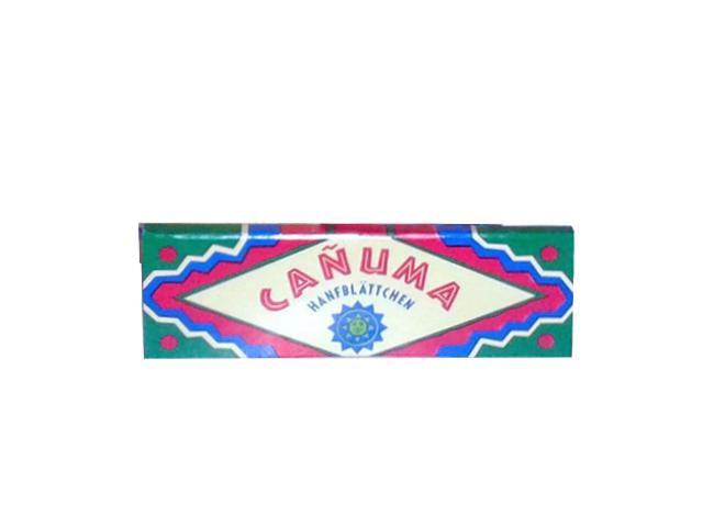 Χαρτάκια στριφτού Canuma από Κάνναβη με 60 φύλλα