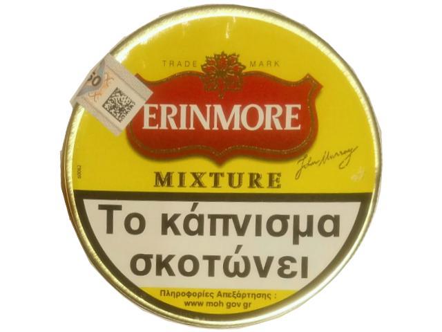 Καπνός Πίπας ERINMORE MIXTURE 50g