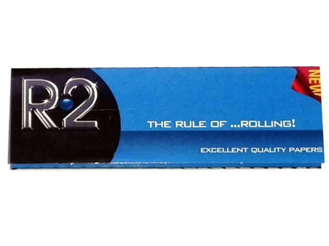 1752 - Χαρτάκια R2 ρυζόχαρτο 50 φύλλα