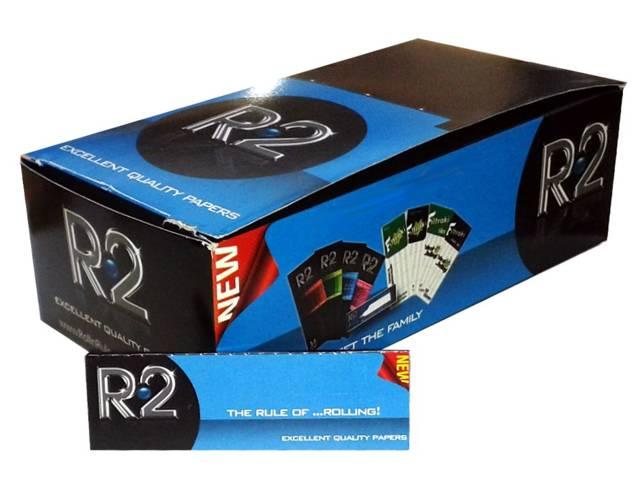 1753 - Κουτί με 50 χαρτάκια R2 ρυζόχαρτο 50 φύλλα