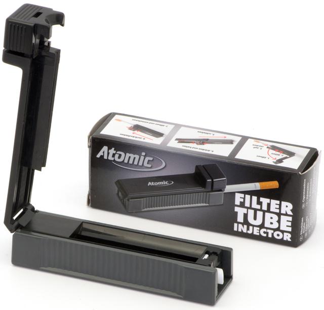 Μηχανή γεμίσματος άδειου τσιγάρου Atomic