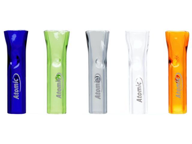 Γυάλινη χρωματιστή τζιβάνα ATOMIC Joint Mouth Tip (πεπλατυσμένη) 0212809