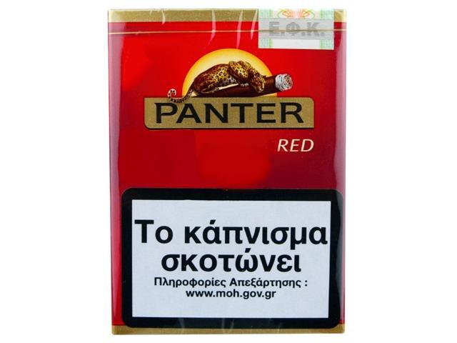 PANTER RED 14 (βανίλια)