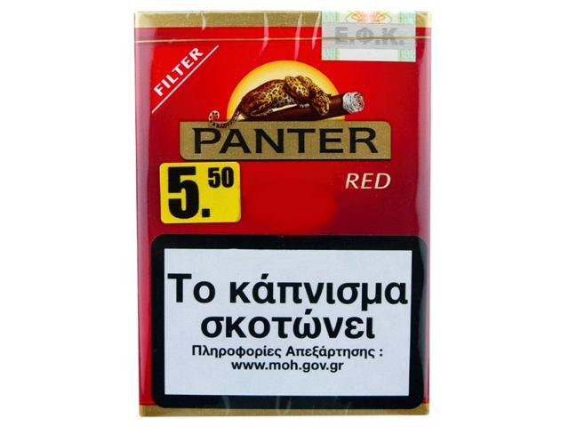 11236 - PANTER RED FILTER 14 (βανίλια)