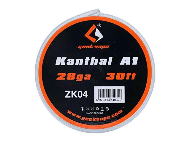 Σύρμα Geek Vape Kanthal A1 28GA 30ft