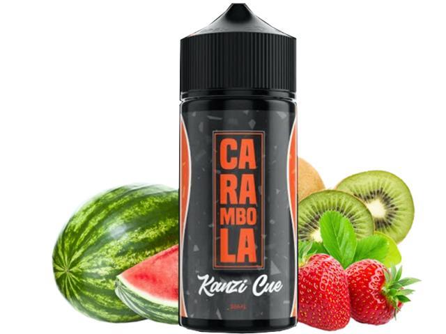 CARAMBOLA KANZI CUE Shake and Vape 36ml / 120ml (καρπούζι, φράουλα και ακτινίδιο)