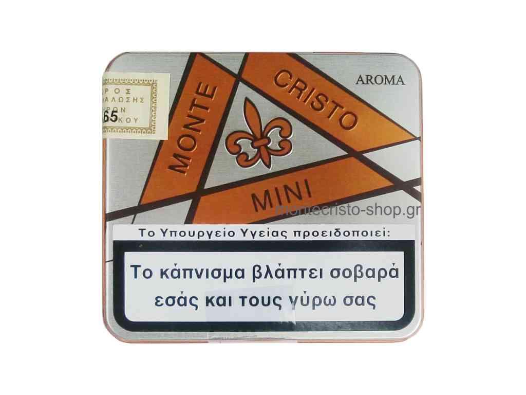 Montecristo Mini Aroma 10