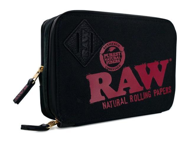 11260 - Τσάντα Raw Weekender Smokers Travel Bag