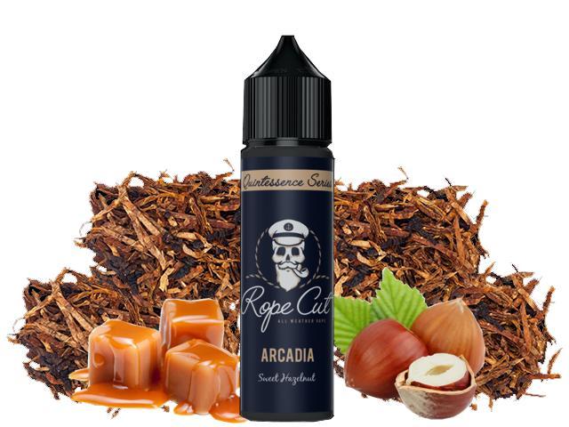 ROPE CUT Flavour Shot ARCADIA 20/60ml (καπνικό με καραμέλα και φουντούκι)