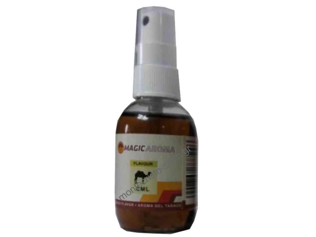 1987 - Υγρό για καπνό Magic Aroma CML (κάμελ) 50ml για ψεκασμό καπνού