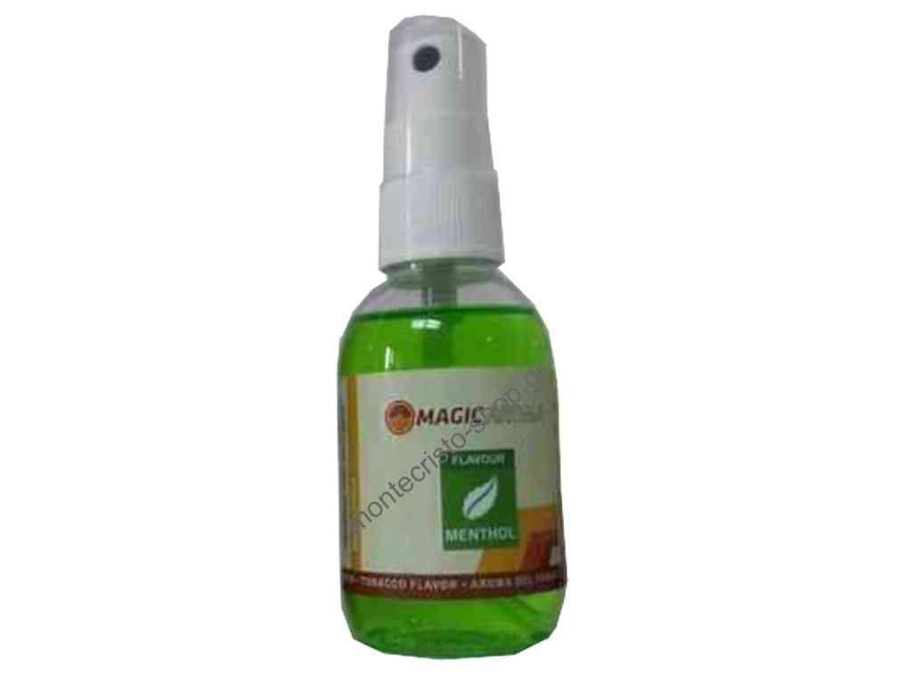 1989 - Υγρό για καπνό Magic Aroma ΜΕΝΤΑ 50ml για ψεκασμό καπνού