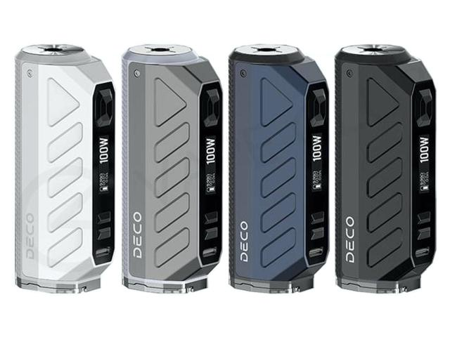 DECO MOD 21700/18650 battery body by Aspire
