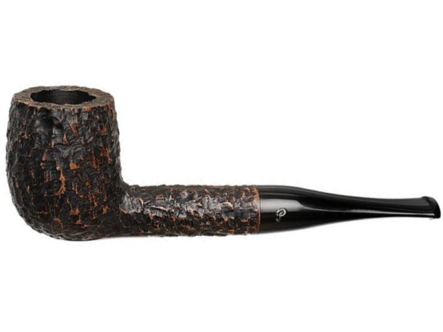 Peterson Aran Rusticated 106 Fishtail πίπα καπνού