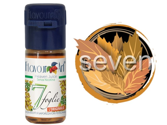 FlavourArt 7 leaves 10 ml (ελαφρύ καπνικό)