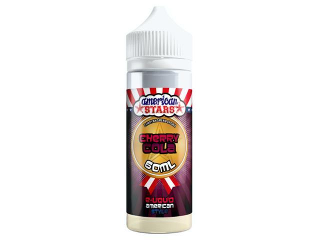 11391 - American Stars CHERRY COLA Shake and Vape 60ml / 120ml (κρύα κόλα με κεράσι)