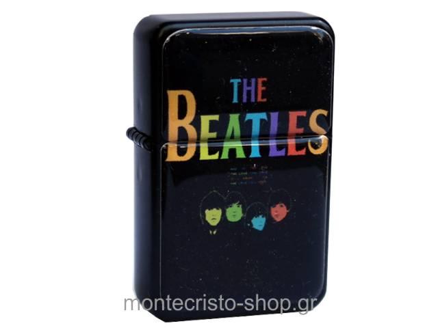 2070 - Αναπτήρας TRISTAR πέτρας με φιτίλι The Beatles