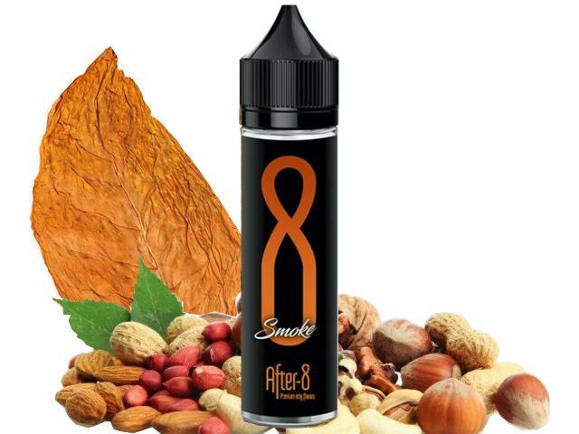 11441 - After-8 Flavour Shot SMOKE 20ml / 60ml (καπνικό με ξηρούς καρπούς)