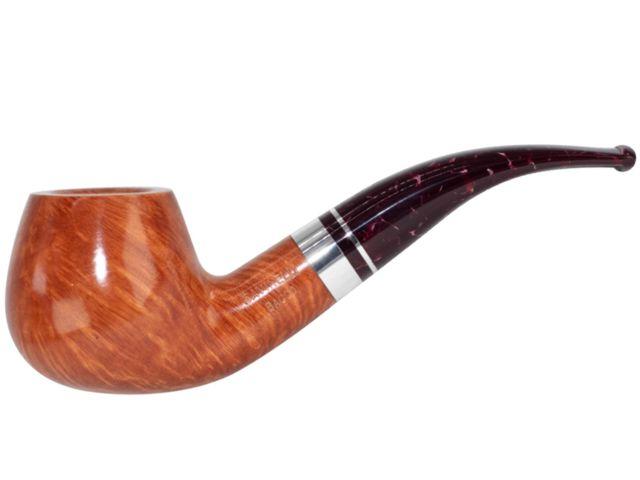 11496 - SAVINELLI BACCO 645 NATURAL SMOOTH 9mm πίπα καπνού