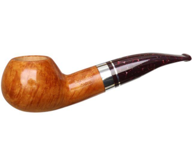 11498 - SAVINELLI BACCO 321 NATURAL SMOOTH 9mm πίπα καπνού