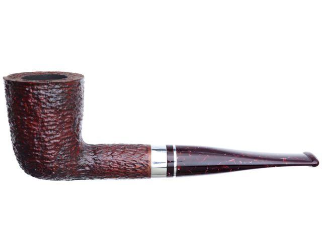 11500 - SAVINELLI BACCO 409 RUSTIC BROWN 9mm πίπα καπνού