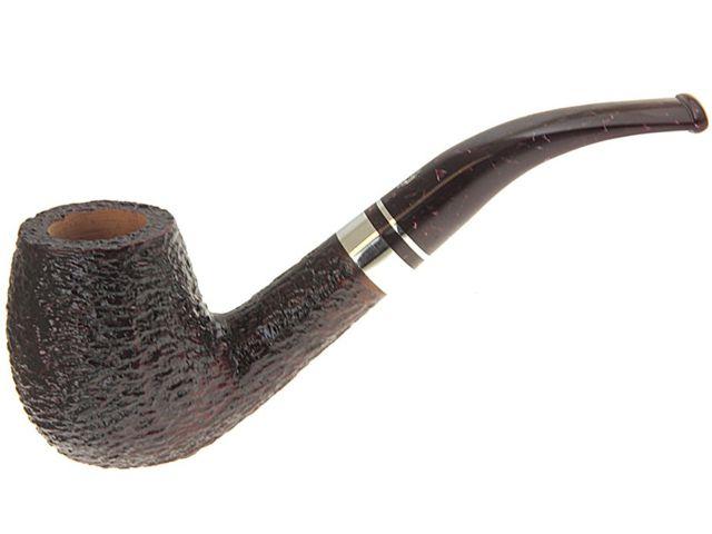 11501 - SAVINELLI BACCO 670 RUSTIC BROWN 9mm πίπα καπνού