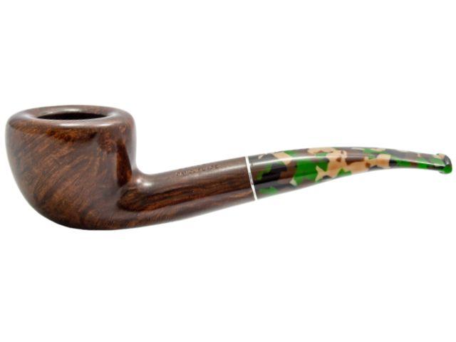 11502 - SAVINELLI CAMOUFLAGE 316 SMOOTH DARK BROWN 9mm πίπα καπνού