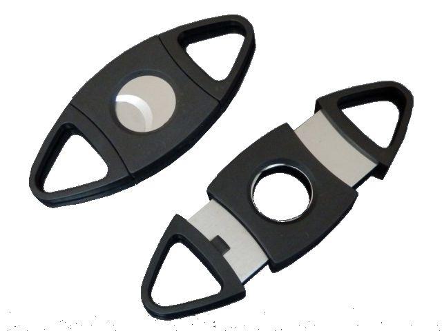 Κόφτης για πούρα διπλός double cutter MADO 661-8008