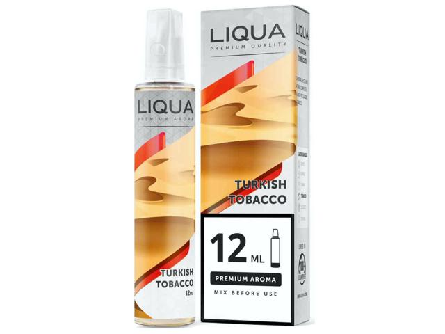 11577 - LIQUA TURKISH TOBACCO 12/60ML (καπνικό)