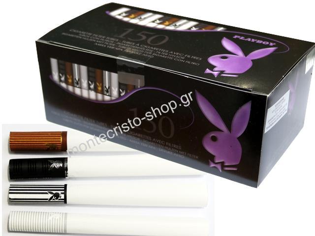 Κενά τσιγάρα Playboy 150