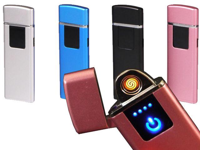 11661 - Αναπτήρας USB SKY LUCIAN 99227517 (με οθόνη touch)