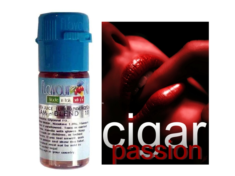 FlavourArt Cigar Passion 10 ml (καπνικό)