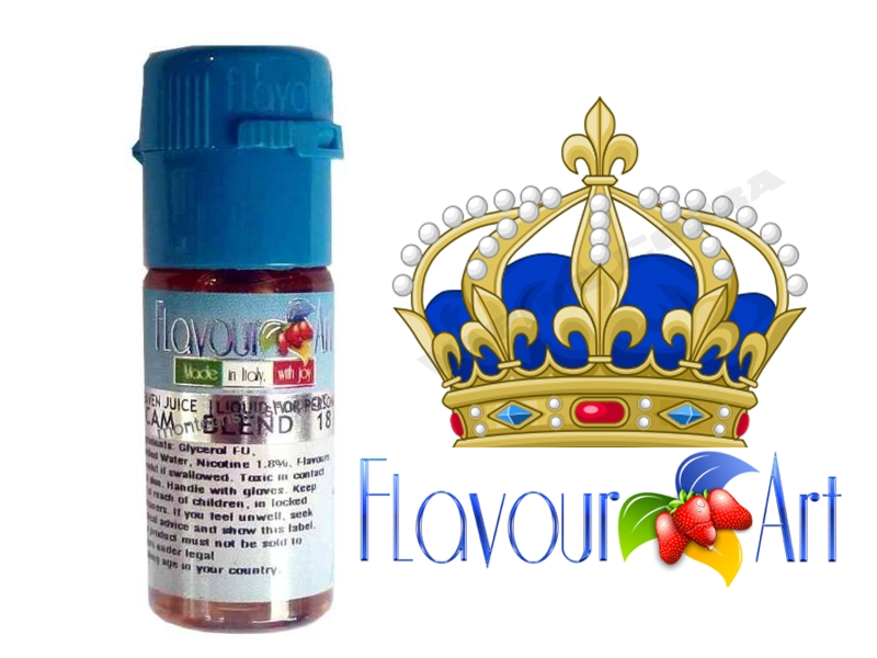 2353 - FlavourArt ROYAL 10 ml (καπνικό)