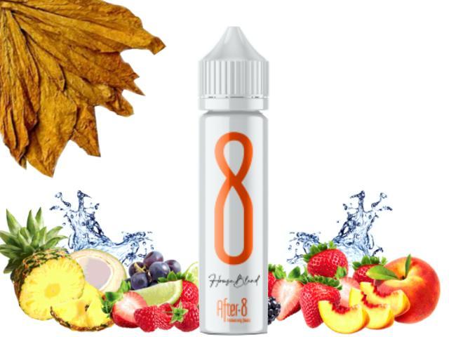 11788 - After-8 Flavour Shot HOUSE BLEND 20ml / 60ml (γλυκό καπνικό με διάφορα φρούτα)