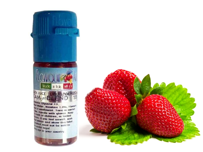 FlavourArt Red Touch - ΦΡΑΟΥΛΑ 10 ml
