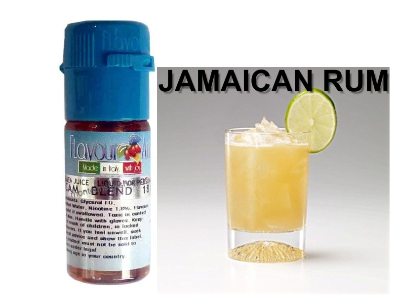 FlavourArt Jamaica Special ΡΟΥΜΙ 10 ml