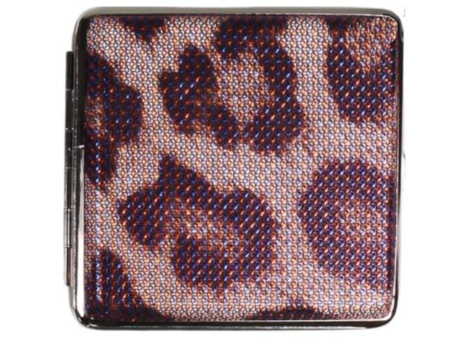 11853 - Ταμπακιέρα για 20 τσιγάρα COOL Animal Skin 99606654 C Μεταλλική Γυναικεία