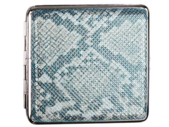 11856 - Ταμπακιέρα για 20 τσιγάρα COOL Animal Skin 99606654 F Μεταλλική Γυναικεία