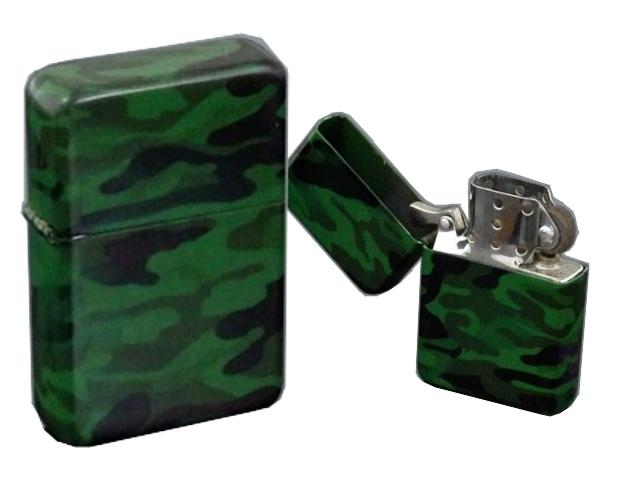 11898 - Αναπτήρας πέτρας μεταλλικός MADO GENTELO 663-0015